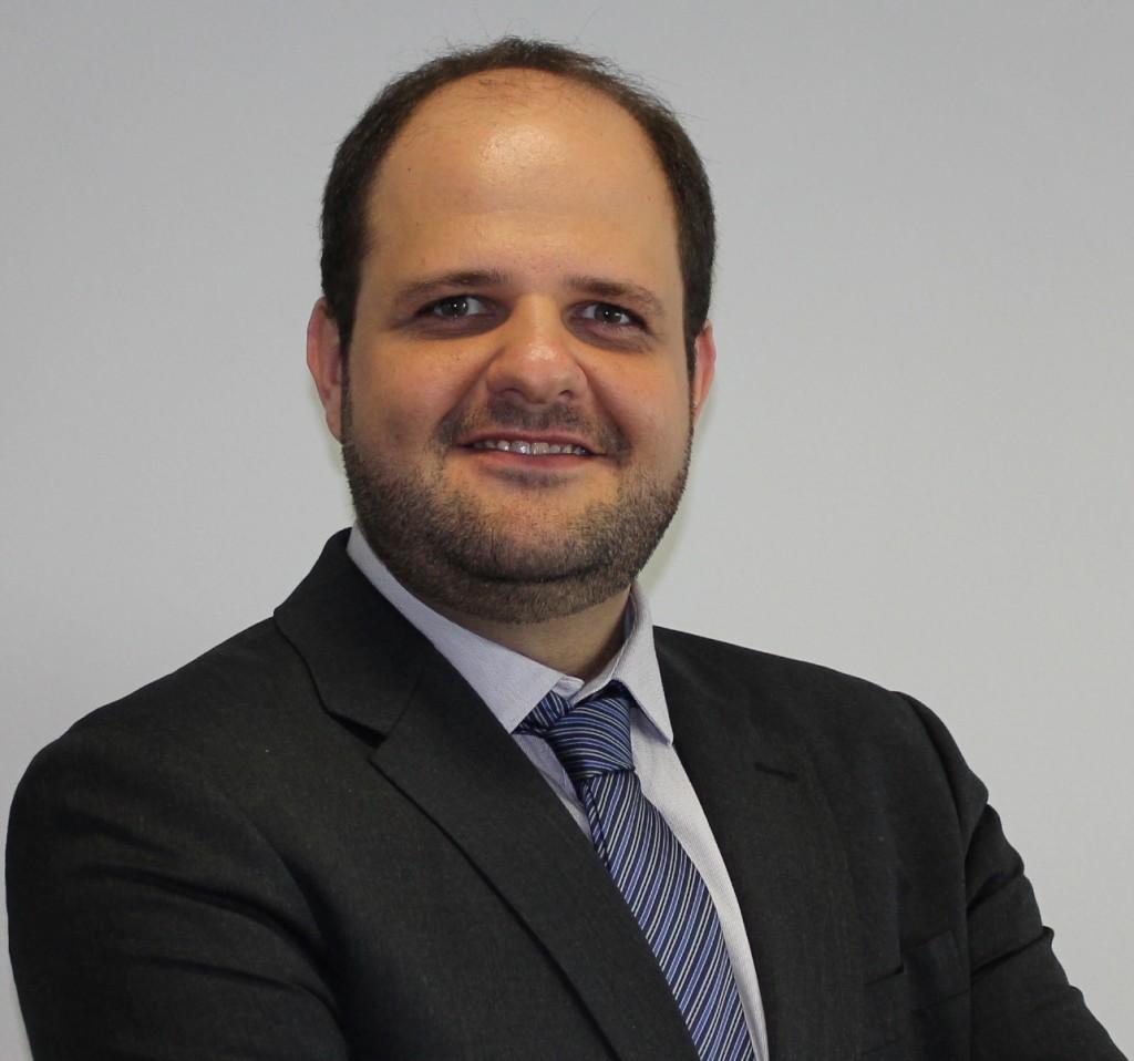 Tiago Cadorin é Gerente de Pré Vendas