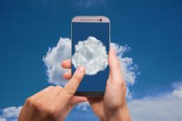 Cloud Computing Nuvem no Celular