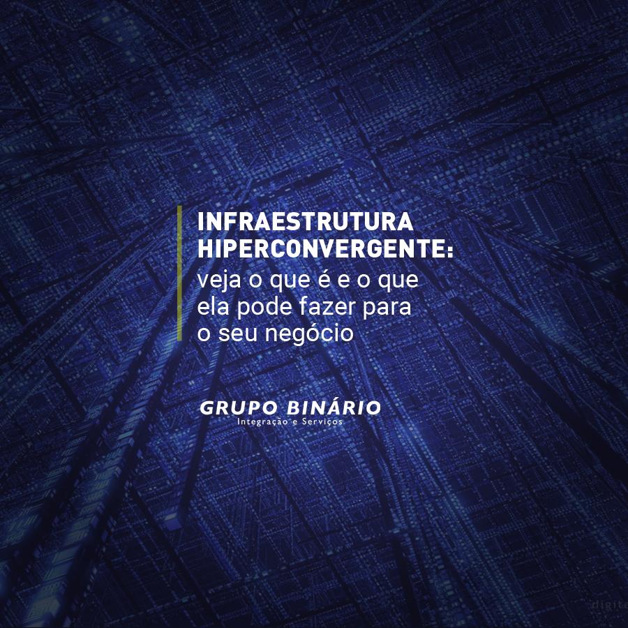 infraestrutura hiperconvergente
